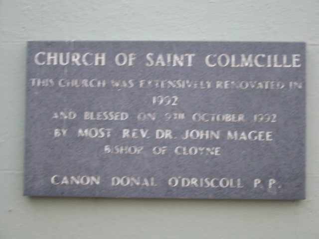 churchtownplaque